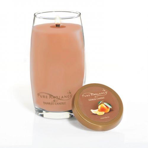 Mandarine - Grande Bougie