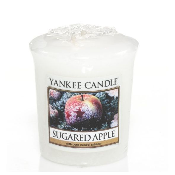 Sugared Apple - Votive