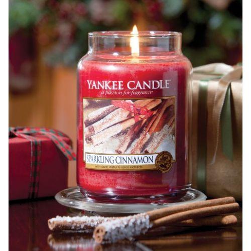 Sparkling Cinnamon - Grande Jarre
