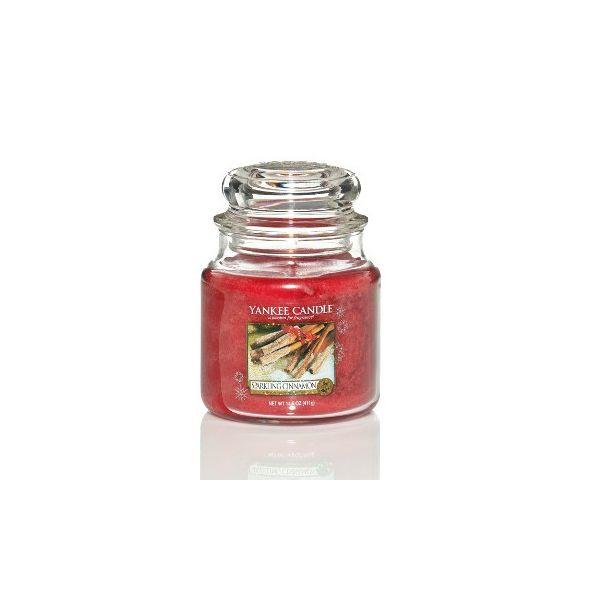 Sparkling Cinnamon - Moyenne Jarre