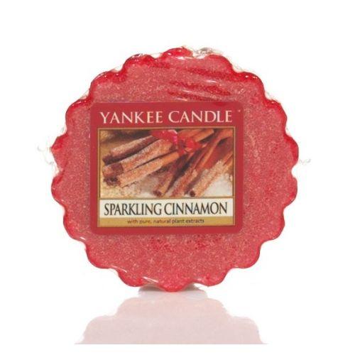 Sparkling Cinnamon - Tartelette