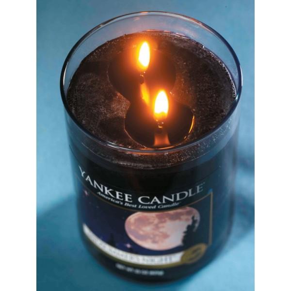 bougie midsummer s night cylindre 2 meche medium bougie yankee candle. Black Bedroom Furniture Sets. Home Design Ideas