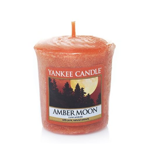 Amber Moon - Votive