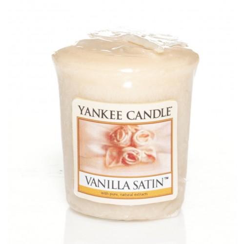 Votive Vanilla Satin