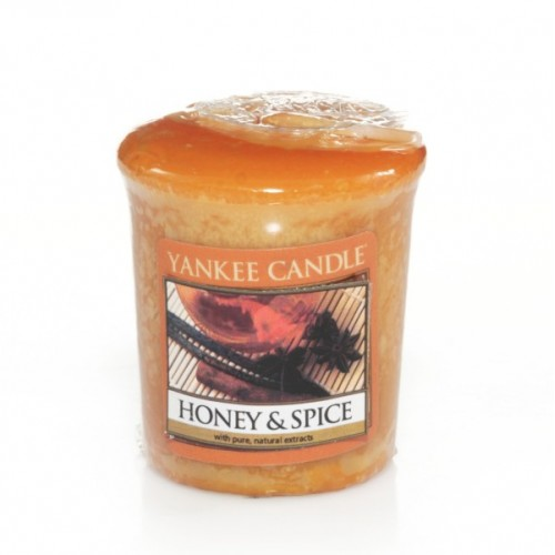 Honey and Spice - Votive