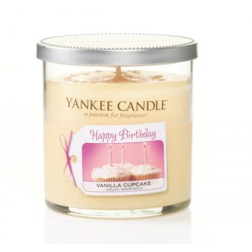 Happy Birthday - Vanilla Cup Cake