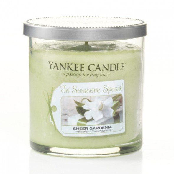 To someone Special - Sheer Gardenia