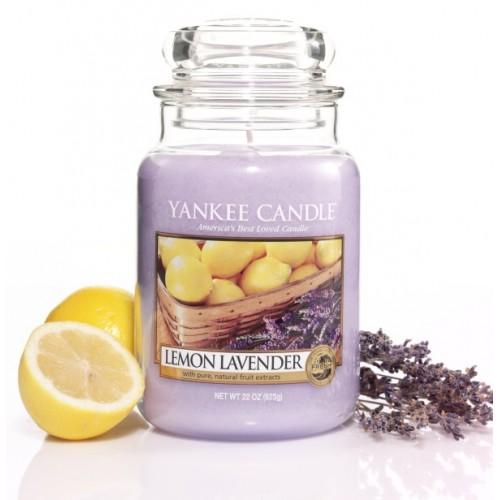 Lemon Lavender - Grande Jarre