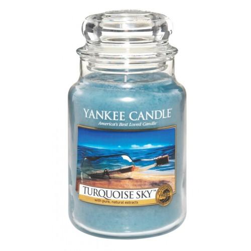 Turquoise Sky - Grande Jarre