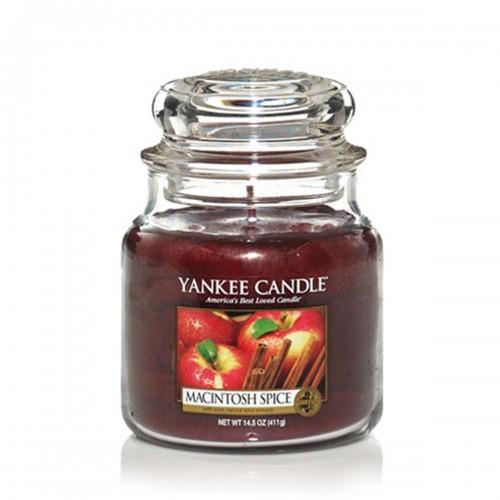 Macintosh spice  - Moyenne Jarre