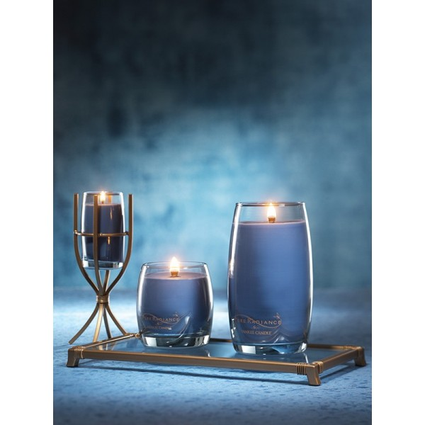 bougie denim yankee candle collection pure radiance. Black Bedroom Furniture Sets. Home Design Ideas
