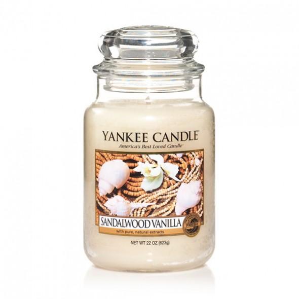 Sandalwood Vanilla - Grande Jarre