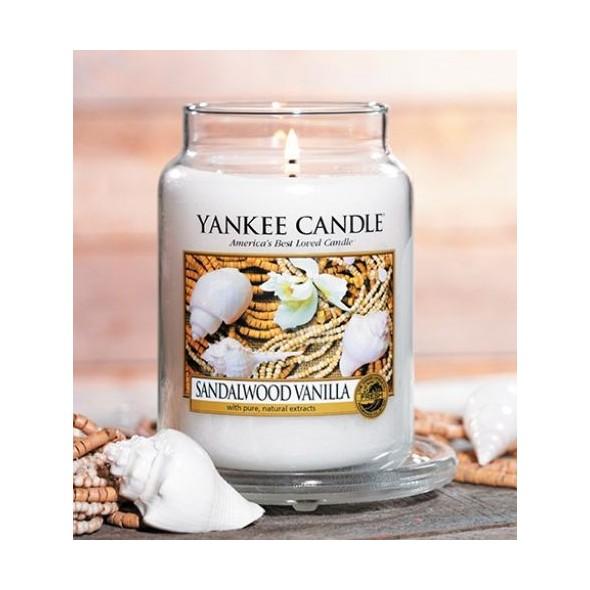 Sandalwood Vanilla - Petite Jarre