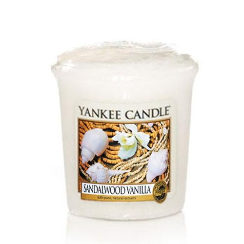 Sandalwood Vanilla - Votive