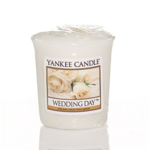 Wedding Day - Votive