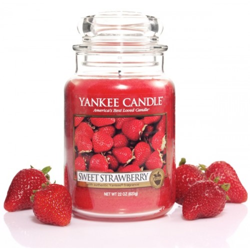 Sweet Strawberry – Grande Jarre
