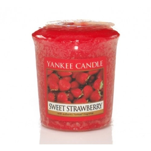 Sweet Strawberry - Votive
