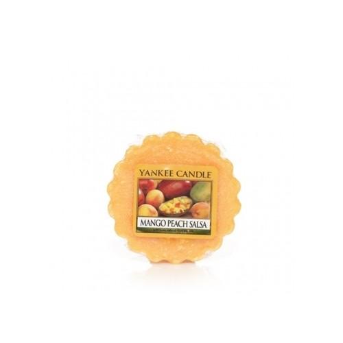 Mango Peach Salsa – Tartelette