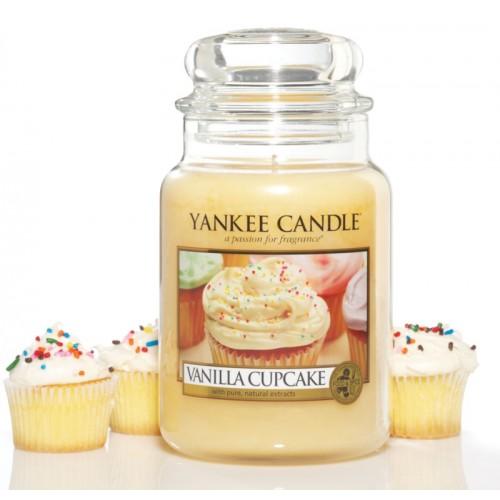 Vanilla CupCake - Grande Jarre
