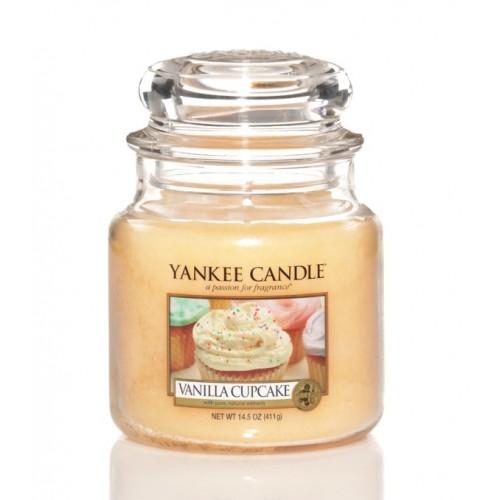 Vanilla CupCake - Moyenne Jarre