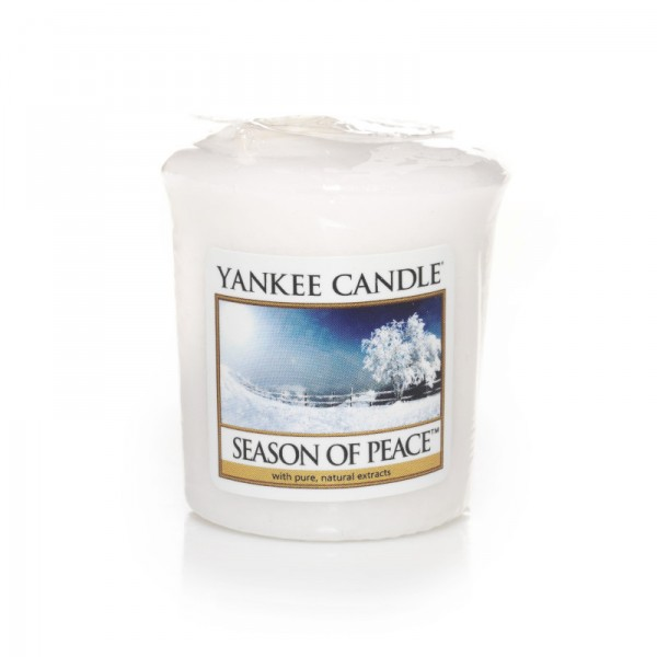 season of peace yankee candle bougie parfum 233 e boutique yankee candle toulouse