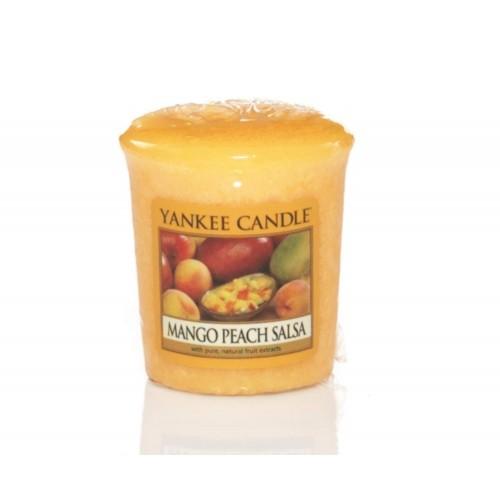 Mango Peach Salsa – Votive