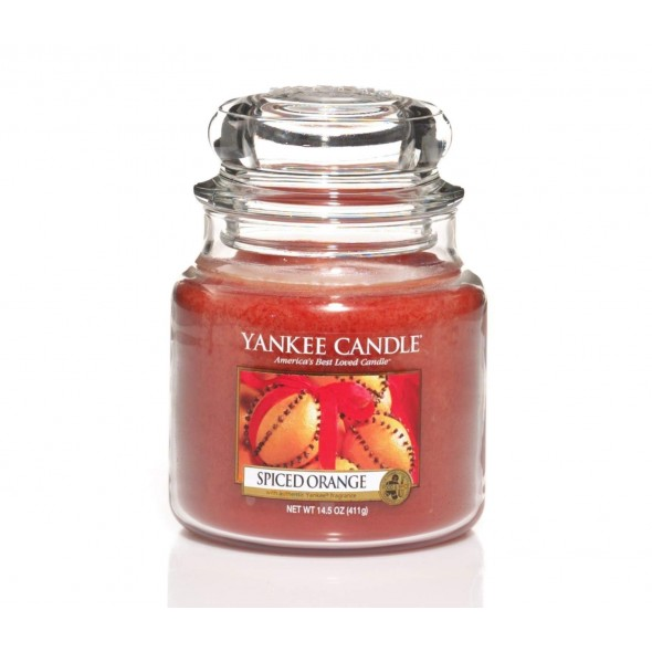 Spiced Orange – Moyenne Jarre