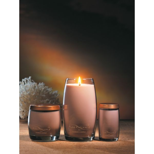 scone la cannelle pure radiance bougie parfum e yankee candle pure radiance. Black Bedroom Furniture Sets. Home Design Ideas