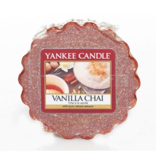 Tartelette Tchai à la Vanille