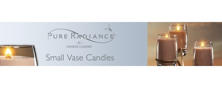 pure radiance petite bougie yankee candle boutique yankee candle toulouse. Black Bedroom Furniture Sets. Home Design Ideas