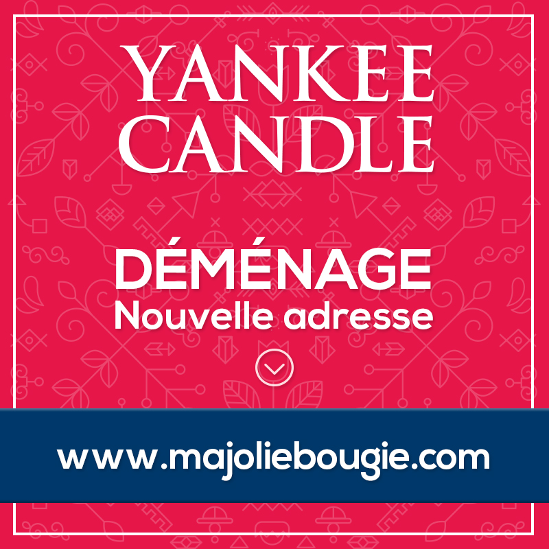 Bougie Yankee Candle FRance